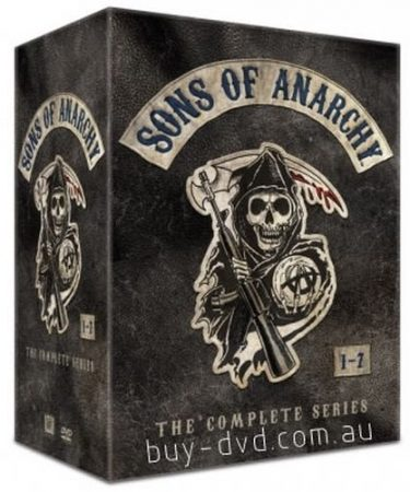 Sons of Anarchy DVD Box Set