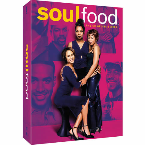 Soul Food DVD Box Set