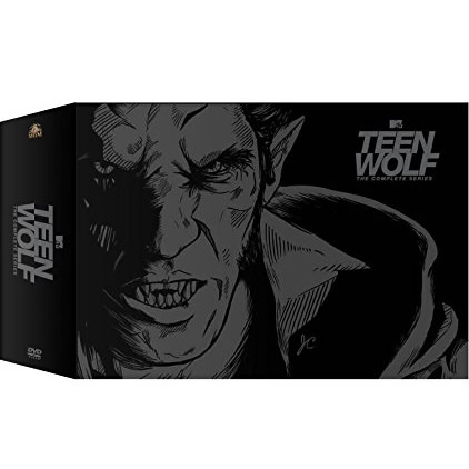 Teen Wolf DVD Box Set