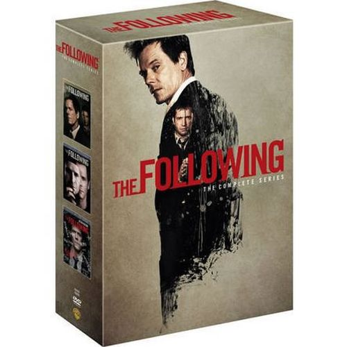 The Following Season 1-3 DVD Pack