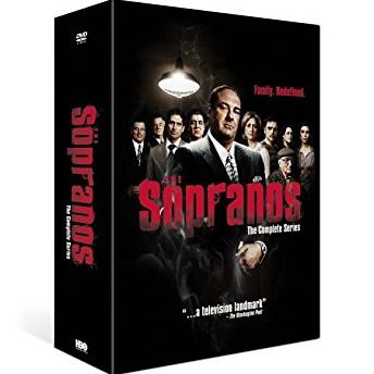 The Sopranos DVD Box Set