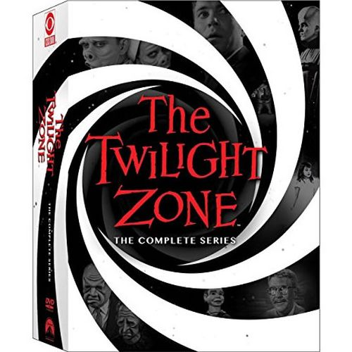 The Twilight Zone DVD Box Set