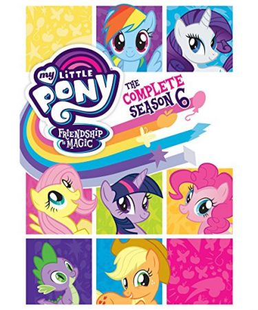 My Little Pony Friendship Is Magic Season 6 DVD