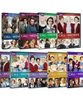 Call the Midwife Season 1-9 DVD Pack