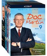 Doc Martin Season 1-9 DVD Pack