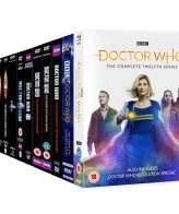 Doctor Who Season 1-12 DVD Pack