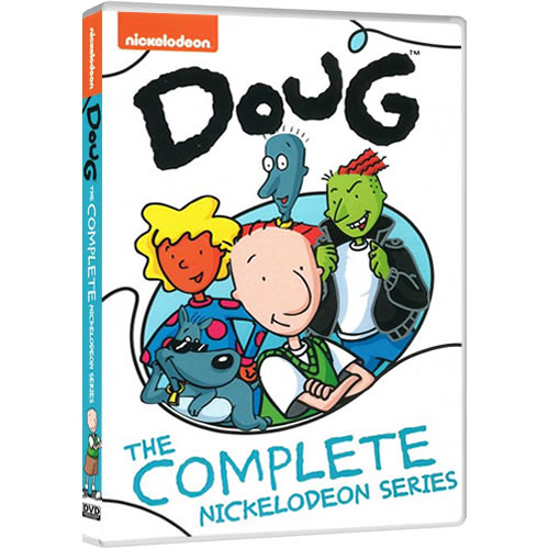 Doug: The Complete Nickelodeon Series DVD