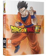 Dragon Ball Super: Part 7 DVD