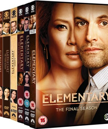 Elementary Season 1-7 DVD Pack