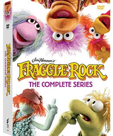 Fraggle Rock Complete Series DVD