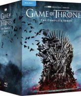 Game of Thrones Complete Series 1-8 Blu-ray Region Free Blu-ray