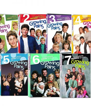 Growing Pains Season 1-7 DVD Pack