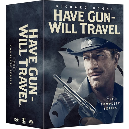 Have Gun Will Travel DVD Box Set