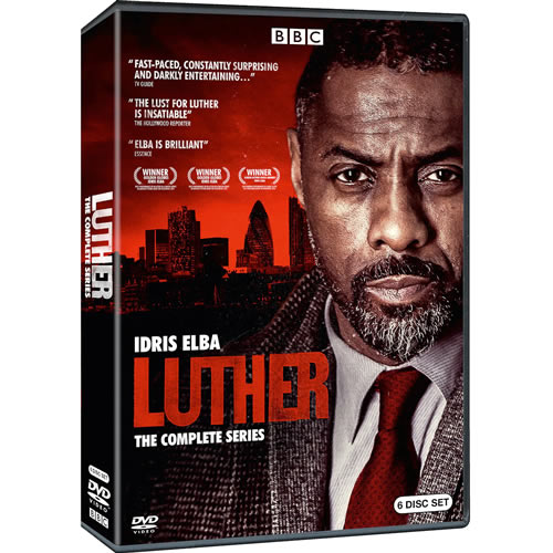 Luther DVD Box Set Complete Series for Sale