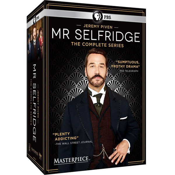 Mr Selfridge DVD Box Set