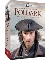 Masterpiece: Poldark Season 1-5 DVD Pack