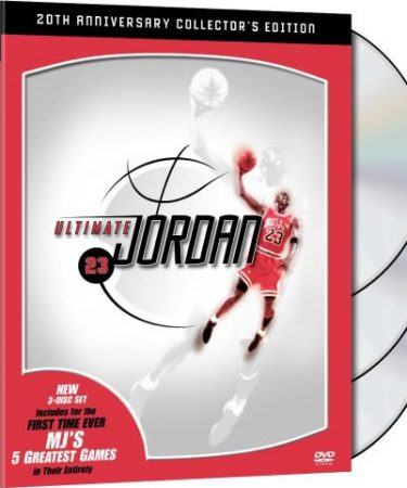 NBA: Ultimate Jordan 20th Anniversary Collector's Edition DVD