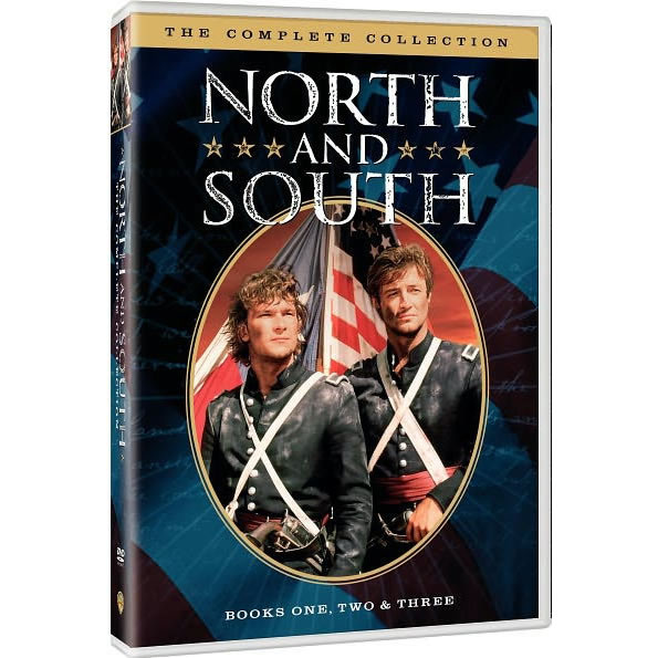North and South DVD Box Set