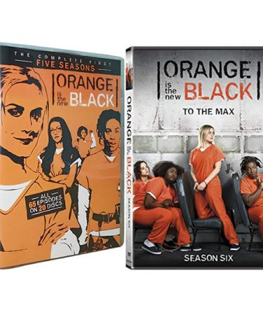 Orange Is The New Black Season 1-6 DVD Pack