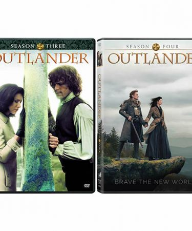 Outlander Season 3-4 DVD Pack