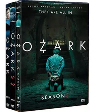 Ozark Season 1-3 DVD Pack