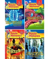 Popular Mechanics For Kids Complete Seasons 1-4 DVD