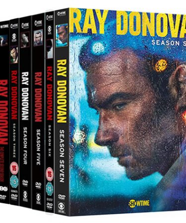 Ray Donovan Season 1-7 DVD Pack