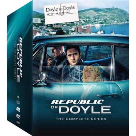 Republic of Doyle DVD Box Set