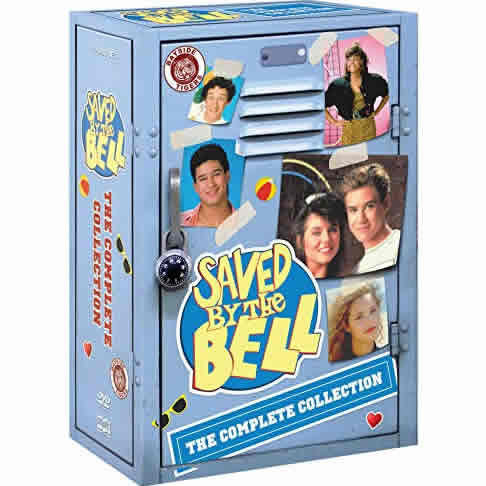 Saved By The Bell DVD Box Set