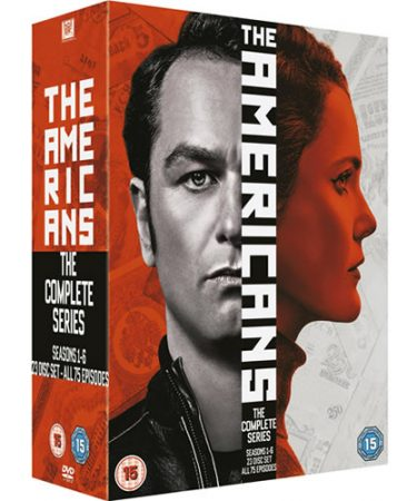 The Americans DVD Box Set
