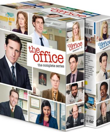 The Office Season 1-9 DVD Pack