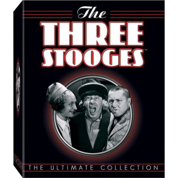 The Three Stooges DVD Box Set