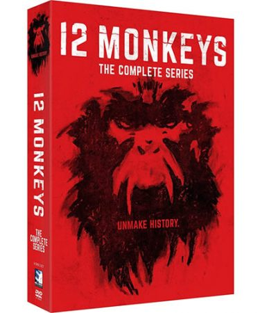12 Monkeys DVD Box Set