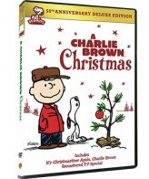 A Charlie Brown Christmas 50th Anniversary Deluxe Edition DVD