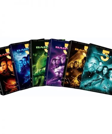 Babylon 5 DVD Box Set