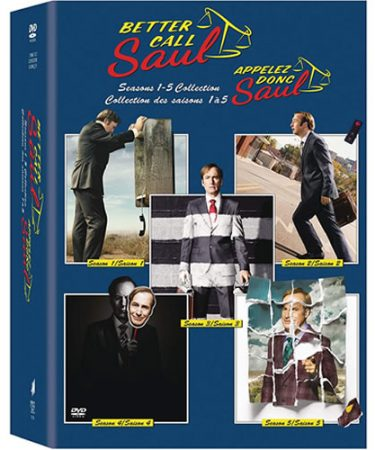 Better Call Saul DVD Box Set