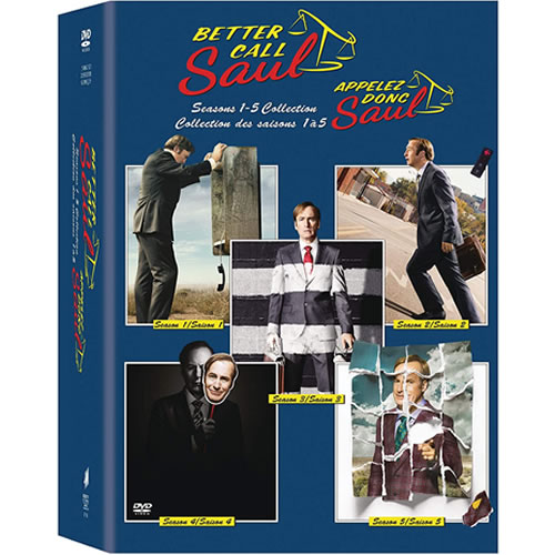 Better Call Saul DVD Box Set Complete Series for Sale