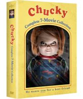 Chucky Complete 7-Movie Collection DVD