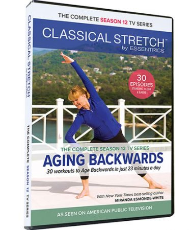Classical Stretch Complete Season 12 DVD