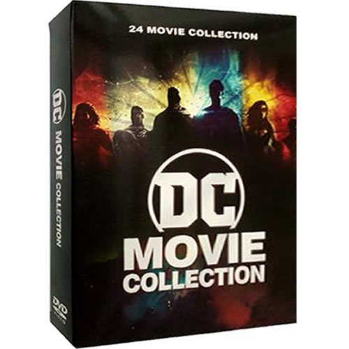 DC 24 Movie Collection DVD