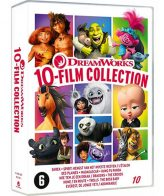 DreamWorks 10 Movie Collection DVD