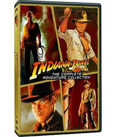 Indiana Jones The Complete Adventure Collection DVD