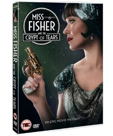 Miss Fisher & the Crypt of Tears DVD