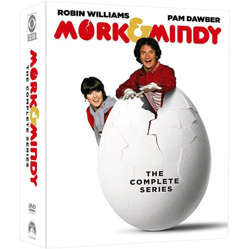 Mork & Mindy DVD Box Set