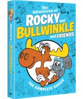 The Adventures of Rocky and Bullwinkle and Friends DVD Box Set