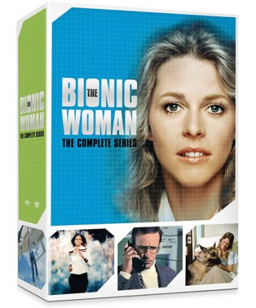 The Bionic Woman DVD Box Set