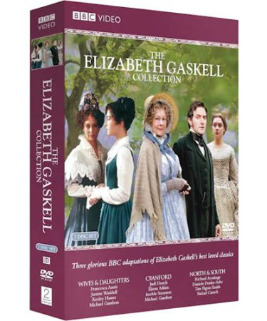 The Elizabeth Gaskell Collection DVD