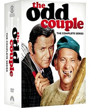 The Odd Couple DVD Box Set