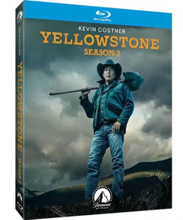 Yellowstone Season 3 Blu-ray Region Free