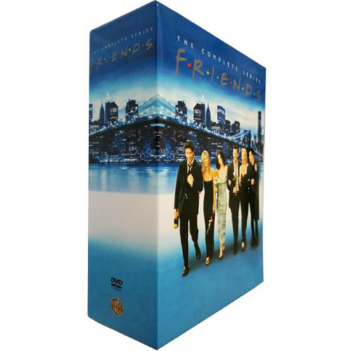Friends DVD Box Set Complete Series for Sale